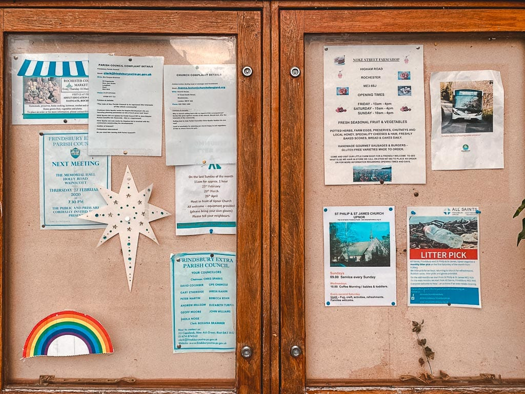Upnor Community Noticeboard June 2020