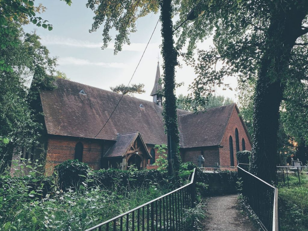 Upnor Church - St Philip and St James
